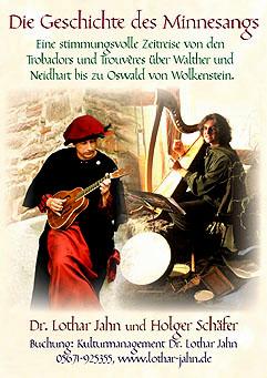 anzeige Holger und Lothar